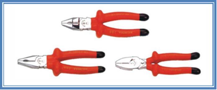 Lista de herramientas basicas de un electricista